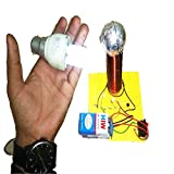 #8: TESLA COIL|| HAND MADE ||EASY TO SUBMIT IN SCHOOL||BEST MODEL FOREVER