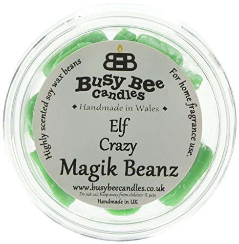 busy bee candles elf