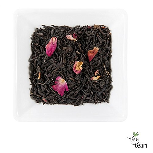 TeeTeam Schwarztee, Schwarzer Tee – China Rose Congou, 500 g