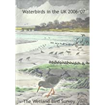 Waterbirds in the UK 2007/08 by G. Austin (2008-08-28)