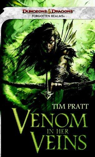 Venom in Her Veins: A Forgotten Realms Novel by Tim Pratt (2012-03-06)