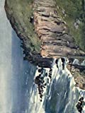 A4 Photo Nicolls George F 1885 1937 Cornwall 1915 Lands End