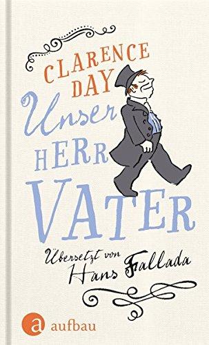 Buchseite und Rezensionen zu 'Unser Herr Vater' von Clarence Day