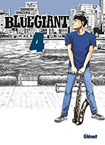 Blue Giant - Tenor saxophone | Miyamoto Dai Edition simple Tome 4
