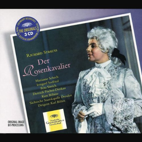 Strauss R. - Der Rosenkavalier ( Coll. The Originals )
