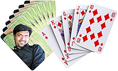 Myprinfy Customized Personalized Photo Playing Cards