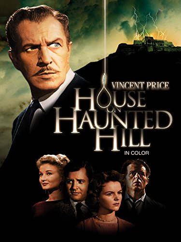 House on Haunted Hill (in Color) [OV] (Haunted-house-film)