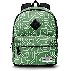 PRO·DG 33718 - Mochila Freestyle Geek, adaptable a carro