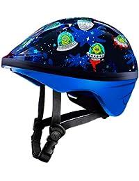 OutdoorMaster Casco para niños - Casco para bicicleta para niños (de 3 a 5 años