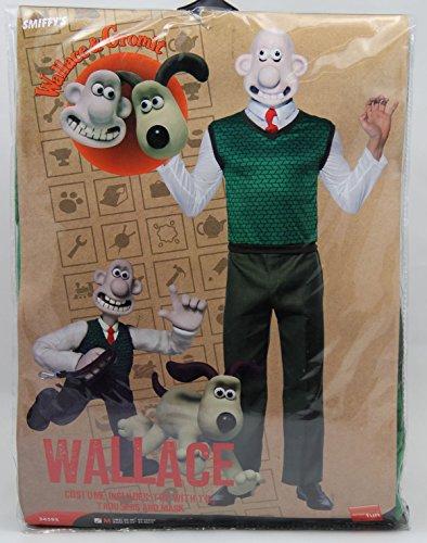 Original Wallacekostüm Wallace Kostüm Comic Figur (Kostüme Figuren Comic Dress Fancy)