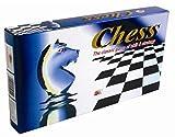 Nexxa Jeu classique d'échecs Senior Jeu de société Jeu de famille jouet