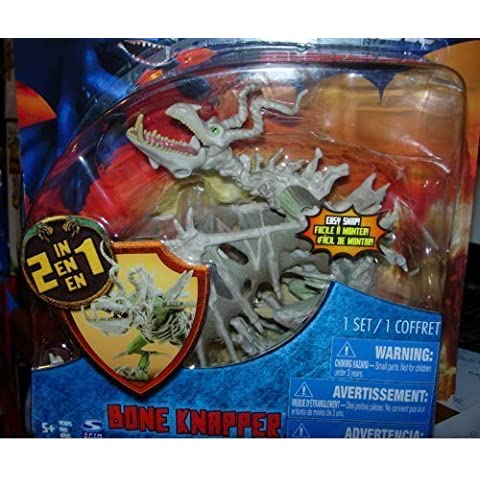 How To Train Your Dragon Movie Series 3 Deluxe 7 Inch Action Figure Bone Knapper by DreamWorks How to Train Your