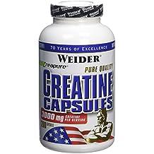 WEIDER Pure Creatine 200 Gélules