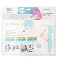We R Memory Keepers 71277-0 Umschlag Punch Board, Plastik, grau, 13,3 x 22,9 x 4,4 cm