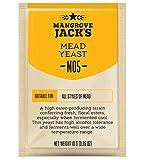 Honigwein Hefe - 10g/25L - Mangrove Jack's - Trocken Methefe - | Metwein | Weinhefe | Hefe Weißwein und Rotwein Naturhefe