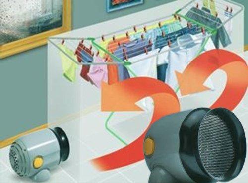 Ghibli scirocco ascugapresto per setendini orizzontali con - Asciugare panni in casa ...