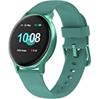 UMIDIGI Smart Watch for Men, Uwatch 2S Fitness Trackers with Heart Rate Monitor, Personalized Watch Face Sleep Monitor…