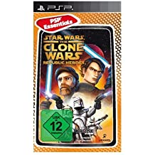Star Wars - The Clone Wars: Republic Heroes  [Essentials]