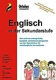 Englisch in der Sekundarstufe - Einzellizenz: Das umfassende Lernprogramm für die Realschule und Gesamtschule - für Windows 7-10ff, macOS, iOS, Android