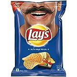 Lays Potato Chips - India's Magic Masala - 52 gm Pack