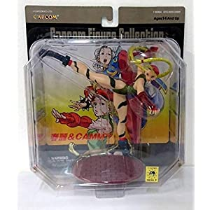 Cammy Style 2 Figura PVC ca 10cm de Capcom Figure Collection 4