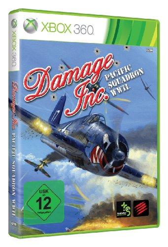 Damage Inc. - Pacific Squadron WWII - [Xbox 360] (Spiele Xbox ältere 360)
