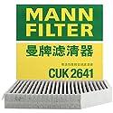 Mann Filter CUK2641 Filter, Innenraumluft adsotop
