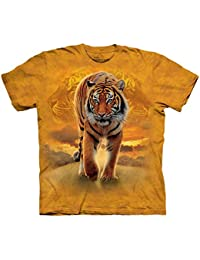 The Mountain Unisexe Enfant Tigre Au Soleil T Shirt