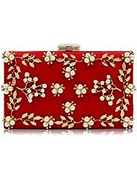 Kleidung & Accessoires Luxus Abendtasche Handtasche Perlen Kristall Tasche Schultertasche Brauttasche Spezieller Sommer Sale