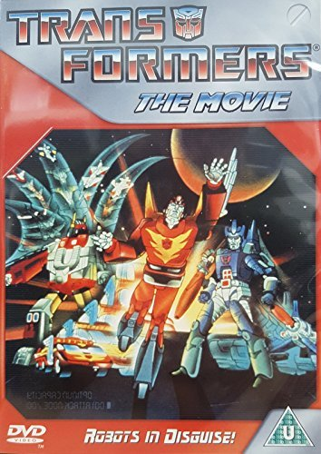 Transformers the Movie - Robots in Disguise [1986] [DVD]