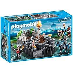 Playmobil Caballeros - Bastión de los Caballeros del Dragón (6627)