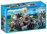 Playmobil Caballeros- Dragon Knights' Fort Playset,, Miscelanea (6627)