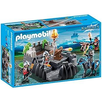 Playmobil - 6627 - Jeu - Bastion des Chevaliers