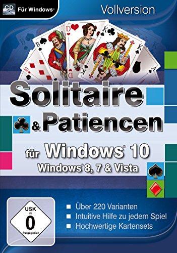 Solitaire & Patiencen für Windows 10 (PC) (Kostenloses Solitaire-kartenspiel)