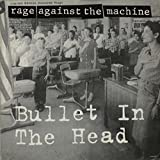 RAGE AGAINST THE MACHINE / BULLET TO THE HEAD (RED & WHITE VINYL) -