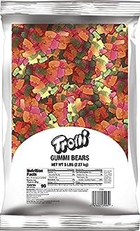 Trolli Gummi Bears, 5 Lbs