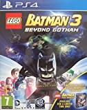 Lego Batman 3 Beyond Gotham + Movie + Mini Figure PS4 Game