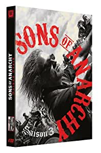 Sons of anarchy, Saison 3 - Coffret 4 DVD