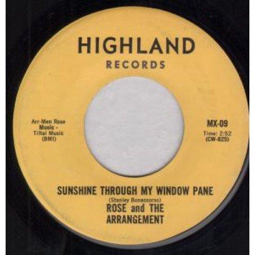 Sunshine Through My Window Pane (Rose Windows)