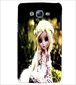 PrintDhaba Cute Doll D-1042 Back Case Cover for SAMSUNG GALAXY ON 7 (Multi-Coloured)