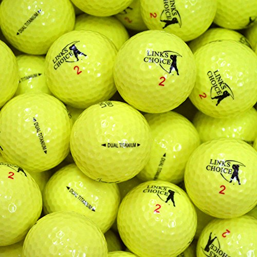 las 5 Mejores Bolas de golf estándar