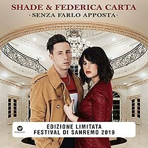 """Senza Farlo Apposta (Vinyl 7"""" Rosso Limited Edt.) (Sanremo 2019)"""