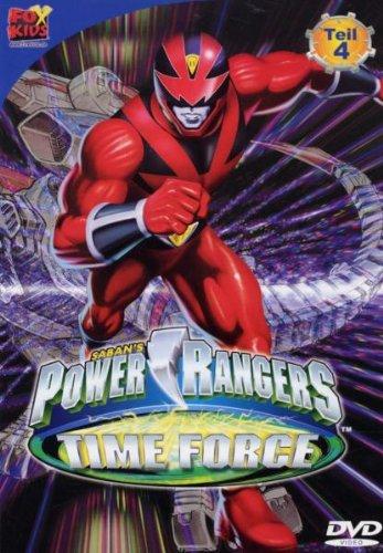 Power Rangers - Time Force, Teil 4, Episoden (Grüne Ranger)