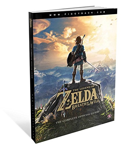 The Legend of Zelda Breath of the Wild: The Complete Official Guide