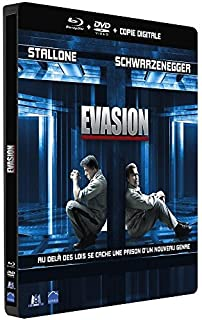 Évasion - Edition Limitée - Blu-Ray + DVD + Copie Digitale [Combo Blu-ray + DVD + Copie digitale - Édition boîtier SteelBook] (B00GXDRG3C) | Amazon price tracker / tracking, Amazon price history charts, Amazon price watches, Amazon price drop alerts
