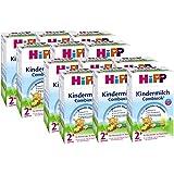 leche para bebés Hipp Combiotik 2+, desde el segundo año, 12-pack (12 x 600g)