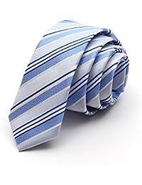 YIXINY Pajarita Novio Vestido Casarse Negocios Tie Siete Colores ( Color : Royal blue ) Dslszm9tEL