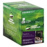 Keurig Green Mountain Coffee Hazelnut Blend K-Cup Pods 24's (3 Boxes / 72 Pods)
