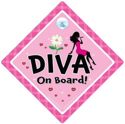diva-on-board-car-sign-diva-on-board-diva-sign-diva-car-sign-baby-on-board-decal-bumper-sticker-car-
