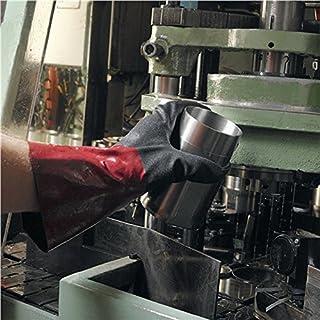 Handschuhe EN388/374 Kat.III AlphaTec 58-530 Gr.9 Acryl mit Nitril, 6 Paar